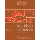 New Pieces for Bassoon  Book II