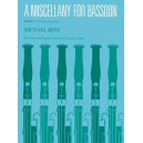 A Miscellany for Bassoon  Book I