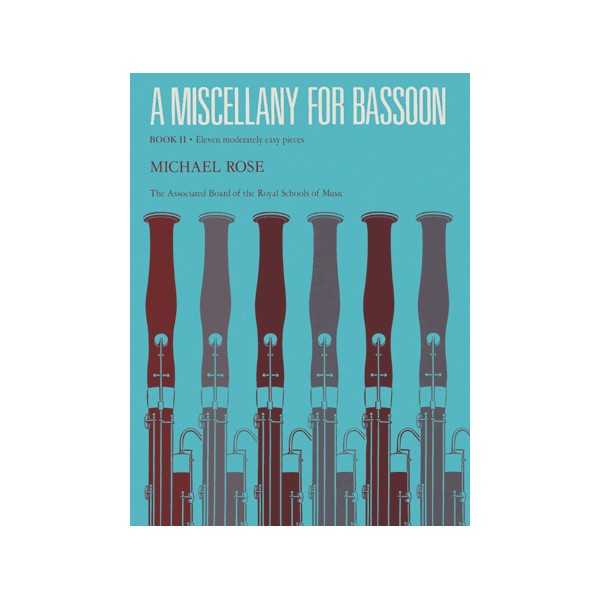 A Miscellany for Bassoon  Book II