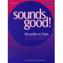 Jacques, Michael - Sounds Good! for Recorder or Flute