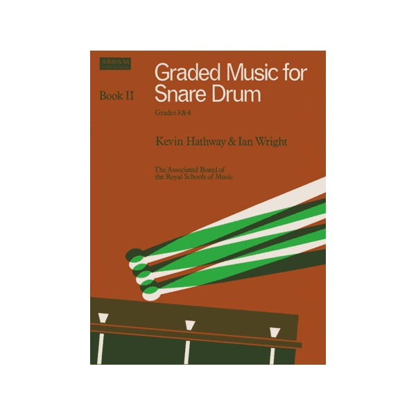 Graded Music for Snare Drum  Book II