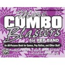Lopez, Victor (arranger) - More Combo Blasters For Pep Band - An All-Purpose Book for Games, Pep Rallies and Other Stuff