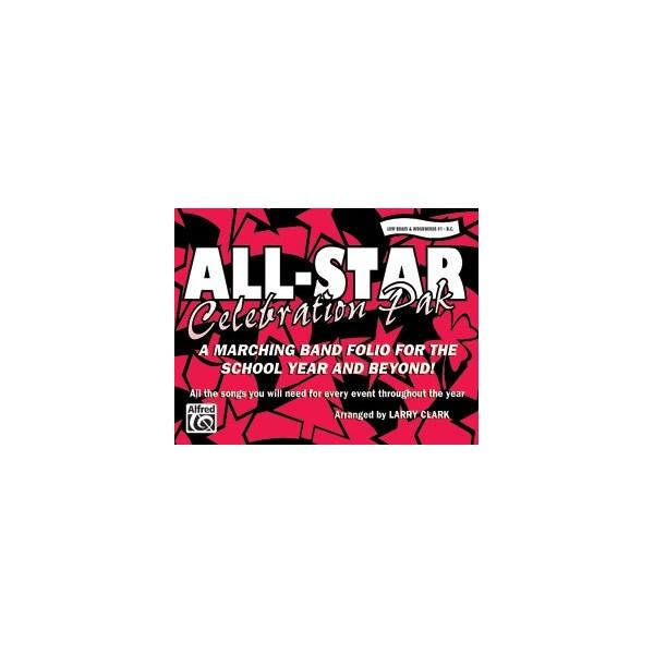 Clark, Larry (arranger) - All-star Celebration Pak