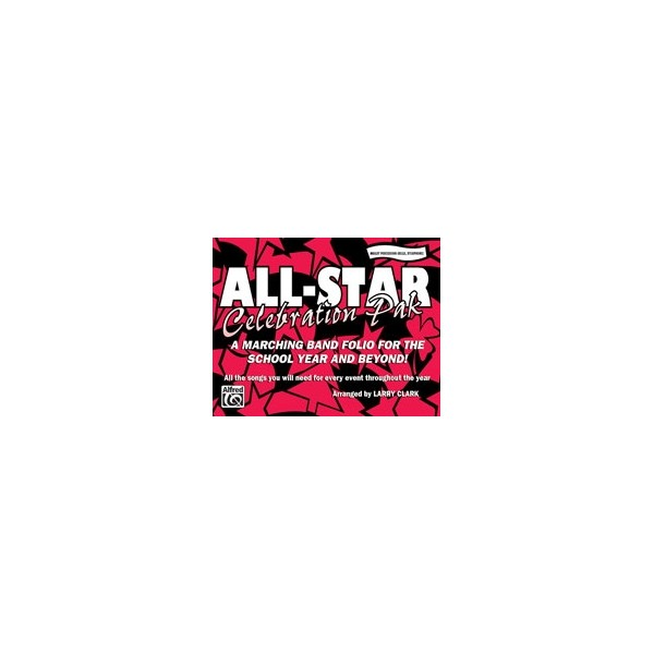 Clark, Larry (arranger) - All-star Celebration Pak