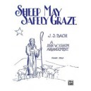 Bach, J.S, arr. Schaum, J.W - Sheep May Safely Graze