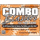 Wasson, John (arranger) - Combo Blasters For Pep Band (an All-purpose Book For Games, Pep Rallies And Other Stuff) - Tuba (doubl