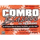 Wasson, John (arranger) - Combo Blasters For Pep Band (an All-purpose Book For Games, Pep Rallies And Other Stuff) - Part III (F