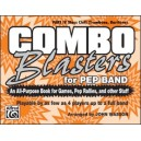 Wasson, John (arranger) - Combo Blasters For Pep Band (an All-purpose Book For Games, Pep Rallies And Other Stuff) - Part IV (Ba