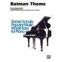 Hefti, N, arr. Schult, R - Batman Theme (from The Tv Series)