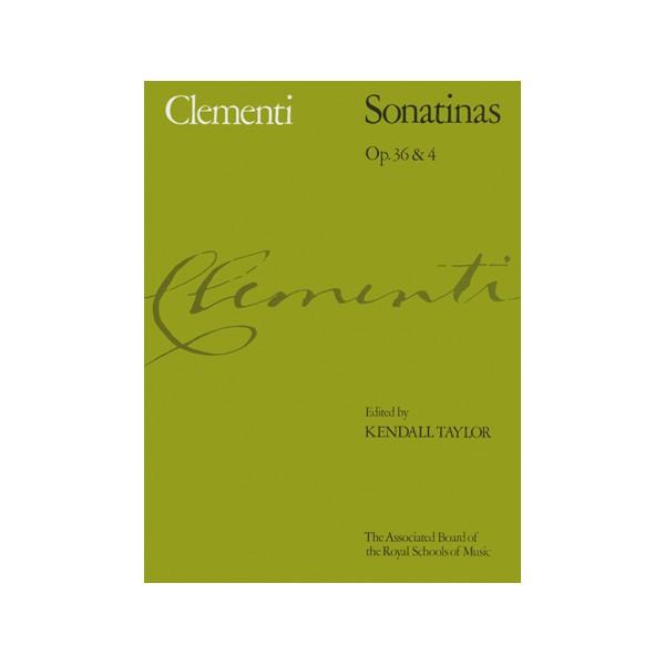 Sonatinas  complete Op. 36 & Op. 4