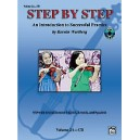 Wartberg, Kerstin - Step By Step 2a -- An Introduction To Successful Practice For Violin - with instructions in English, French,