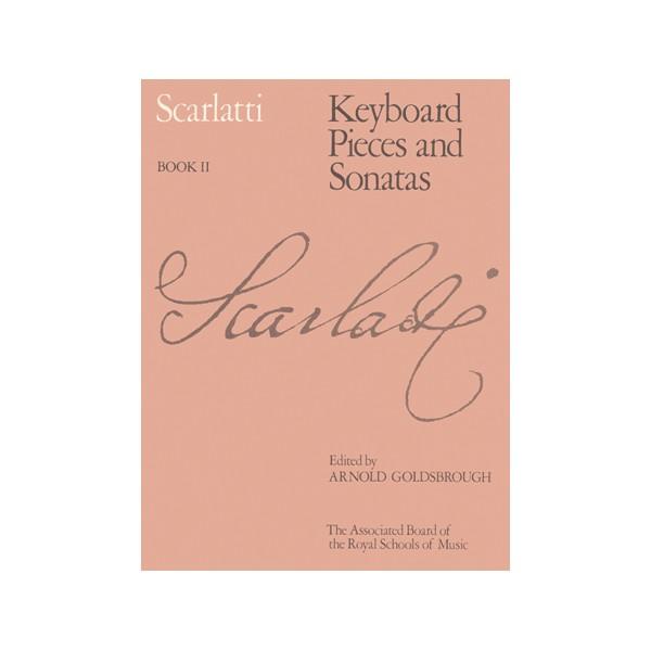 Keyboard Pieces and Sonatas  Book II