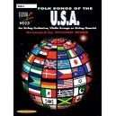Starr, W - Strings Around The World -- Folk Songs Of The U.s.a. - Violin 1