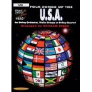 Starr, W - Strings Around The World -- Folk Songs Of The U.s.a. - Cello