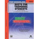 Student Instrumental Course Duets For Trombone Students - Level II