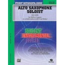 Student Instrumental Course Alto Saxophone Soloist - Level I (Solo Book)
