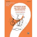 Applebaul, Samuel - Chamber Music For Two String Instruments - 2 Basses
