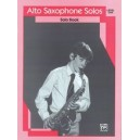 Alto Saxophone Solos - Level I Solo Book