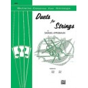 Applebaum, Samuel - Duets For Strings - Bass