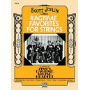 Ragtime Favorites For Strings - Bass