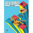 Solo Sounds For Tuba - Levels 1-3 Solo Book