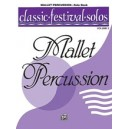 Various - Classic Festival Solos (mallet Percussion) - Solo Book