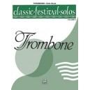 Classic Festival Solos (trombone) - Solo Book