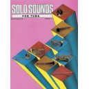 Solo Sounds For Tuba - Levels 3-5 Solo Book