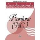 Classic Festival Solos (baritone B.c.) - Solo Book