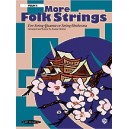 More Folk Strings For String Quartet Or String Orchestra - 1st Violin Part