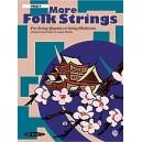 More Folk Strings For String Quartet Or String Orchestra - 1st Violin Part