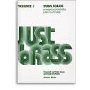 Just Brass E Flat Bass Solos - Volume 1 - Fletcher, John (Arranger)