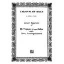 Clarke, Herbert L. - Carnival Of Venice (variations)