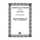 Cimera, J, arr. Keostner, J - Carnival Of Venice