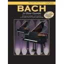 Bach For Piano Ensemble - Level 4