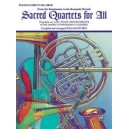Sacred Quartets For All (from The Renaissance To The Romantic Periods) - Piano/Conductor, Oboe
