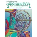 Christmas Trios For All (holiday Songs From Around The World) - B-Flat Clarinet, Bass Clarinet