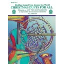 Christmas Duets For All (holiday Songs From Around The World) - Horn in F