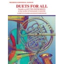 Duets For All - Trombone, Baritone B.C., Bassoon