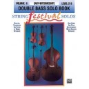 String Festival Solos - Double Bass Part