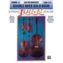 String Festival Solos - Double Bass Part