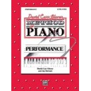 David Carr Glover Method For Piano Performance - Level 4