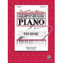 David Carr Glover Method For Piano Technic - Level 2