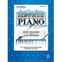 David Carr Glover Method For Piano Sight Reading And Ear Training - Level 1