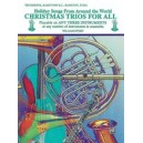 Christmas Trios For All (holiday Songs From Around The World) - Trombone, Baritone B.C., Bassoon, Tuba