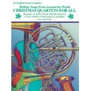 Christmas Quartets For All (holiday Songs From Around The World) - B-Flat Clarinet, Bass Clarinet