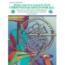 Christmas Quartets For All (holiday Songs From Around The World) - Tenor Saxophone
