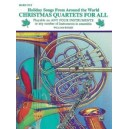 Christmas Quartets For All (holiday Songs From Around The World) - Horn in F