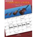 A Rhythm A Week (based On A Rhythm A Day By Igor Hudadoff) - Cello/Bass