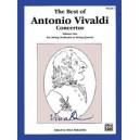 The Best Of Antonio Vivaldi Concertos (for String Orchestra Or String Quartet) - 1st Violin